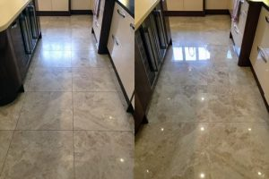 Marble Floor Cleaning Stone